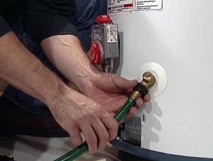 Maintaining Water Heater