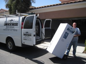 san Diego water heater replacement