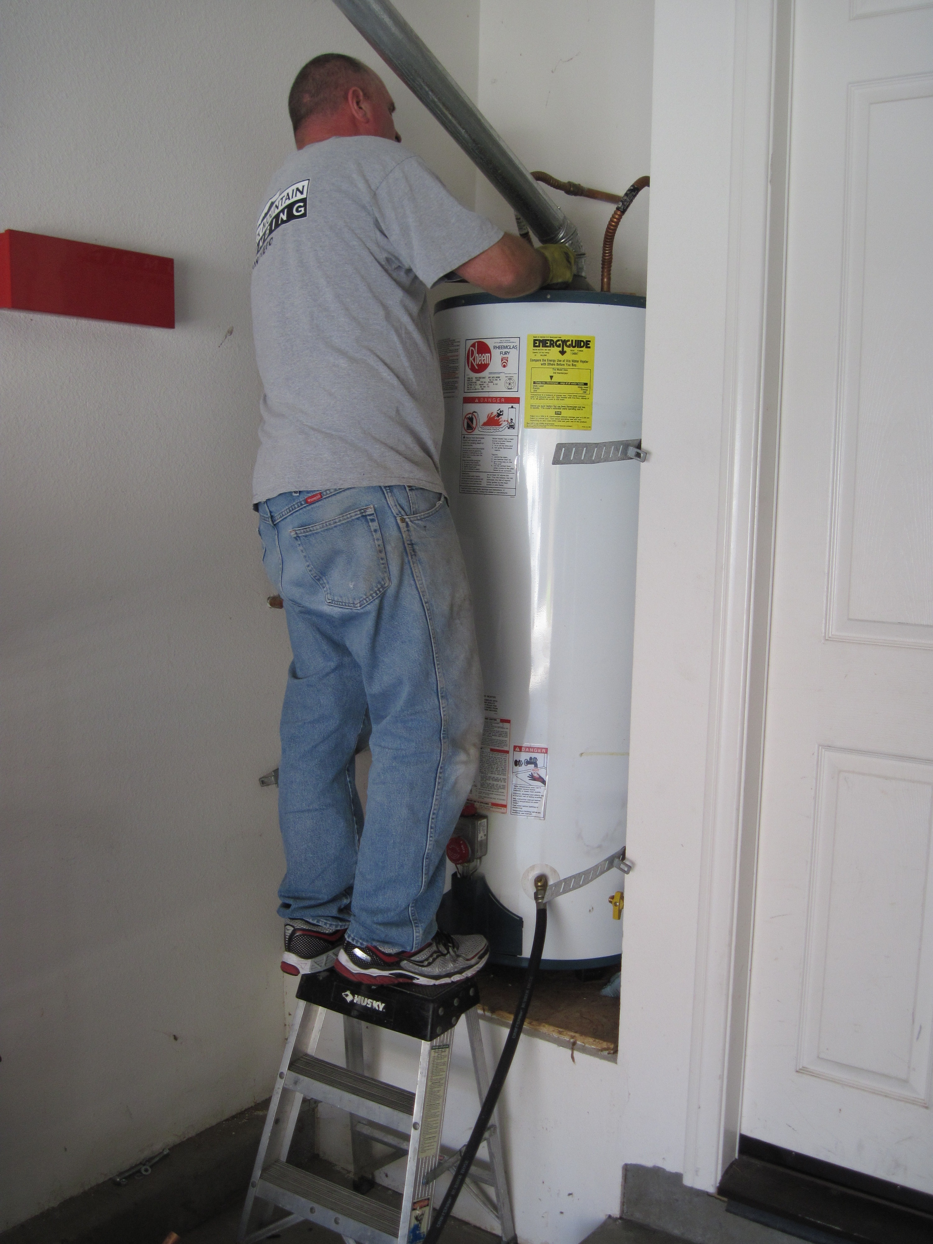 Water Heater Replacement Repair And Installation San Diego Ca