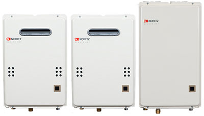 Noritz Expands Tankless Residential Offering by Three Units