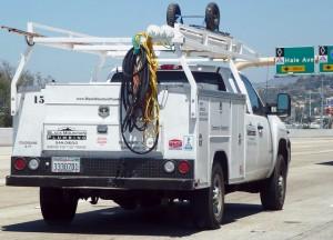 San Diego slab leaks