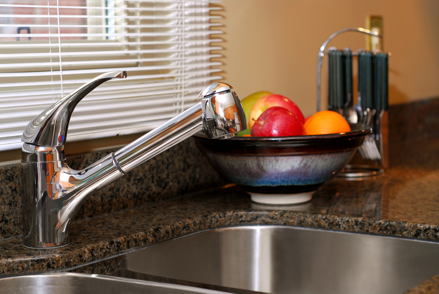 How to Choose a New Kitchen Faucet